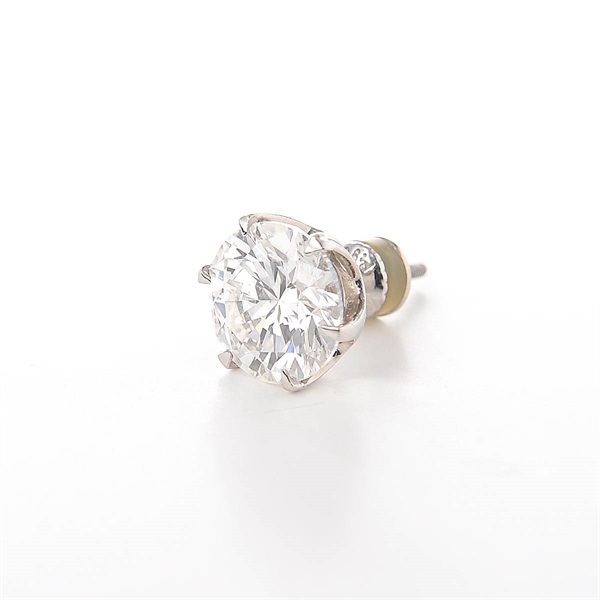 One Point DIA Pierce 3.0 ct(PLATINUM-One Size)